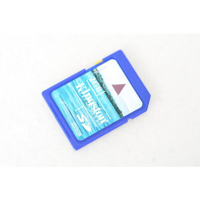 Kingston Sd Card 2gb / Memory Card / Sd Card/Secure Digital Card Standard
