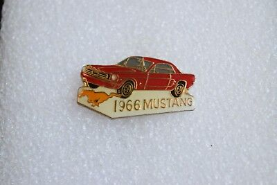 Auto Pin++Ford Mustang 1966++rot++top++
