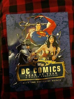 DC comics year by year visual chronicle updated edition