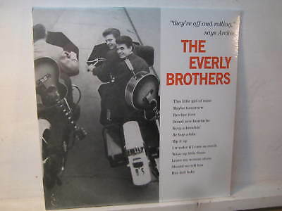 LP- Everly Brothers: they're off and rolling, says Archie - 2016 (still sealed)