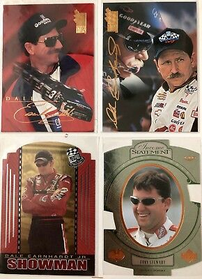NASCAR Trading Card Lot! 550ct Box! 1991-2007! Inserts, Rookie Cards!