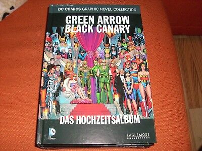 DC Comics Graphic Novel Collection Band 121 Green Arrow/Black Canary Hochzeit