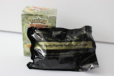 Pokemon Limited Bonus original Figure Ho-oh Sealed in wrapper from Heartgold