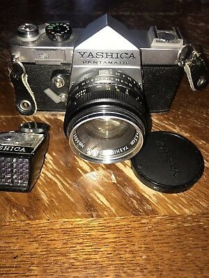 Yashica Pentamatic  Japan 1961