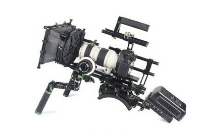 Lanparte PK-02 Complete Camera Rig Bundle with Socanland 160wh V-Lock Battery