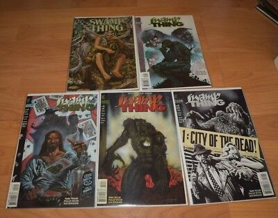 DC Comics Swamp Thing 100, 148, 149,150, 152