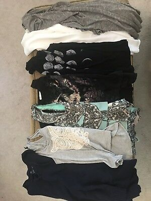 Assorted Lot Of Shirts And Tanktops L and XL