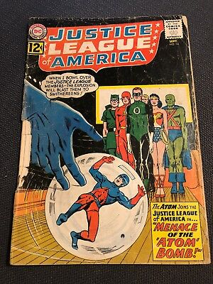 Justice League Of America #14 Silver Age