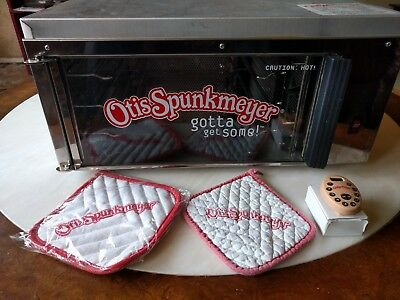 Otis Spunkmeyer Model Os-1 Commercial Convection Cookie Oven