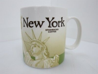 Starbucks Coffee Mug New York