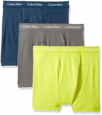 85cfdded18dd Calvin Klein Men's 3 Pack Classic Boxer Briefs Assorted Colors Size Xl New  Nwt