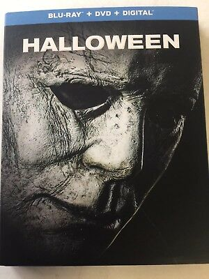 Halloween (DVD Only, 2018 2019) Please Read Description