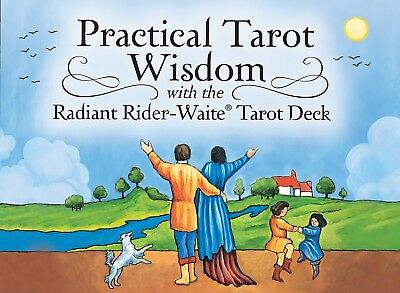 Practical Wisdom Cards NEW Sealed 78 cards Radiant Rider Images Anwen Lynch