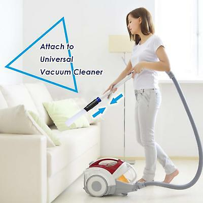 Dust Daddy Brush Embout Aspirateur Passe Partout Tete Aspirateur Multi Tubes ...