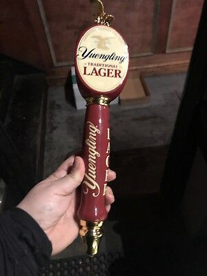 """Yuengling Traditional Lager 2018 Beer Tap Handle 13"""" Tall -"""
