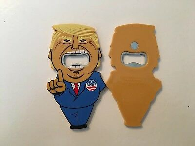 Donald Trump Bottle Opener With Magnet