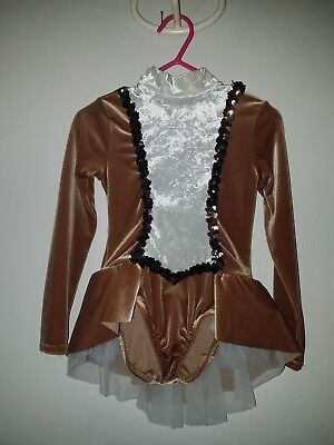 A Wish Come True Dance Outfit Sz XSC Extra Small