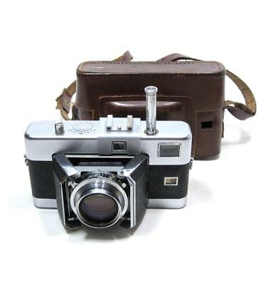 Voigtlander Vitessa A 35mm Camera Synchro Compur Ultron 1:2/50  Made in Germany
