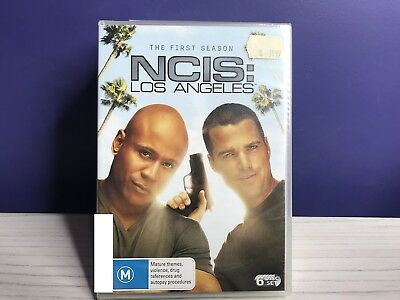 Ncis: Los Angeles Season One Dvd New