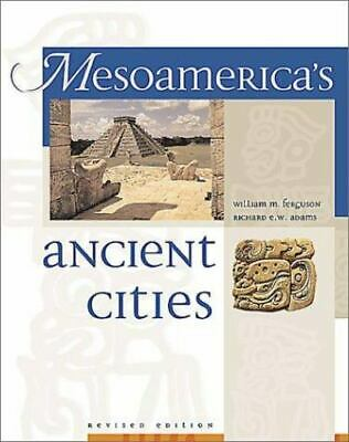 Mesoamerica's Ancient Cities: Aerial Views of Pre-Columbian Ruins in Mexico, Gua