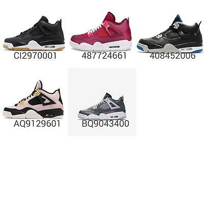 6846ca6e9ffd Nike Air Jordan 4 Retro IV SE Women Kids Junior Basketball Shoes Sneaker  Pick 1