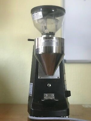 Mazzer Major Electric Espresso Grinder Flat Burr Commercial Coffee FREE SHIPPING