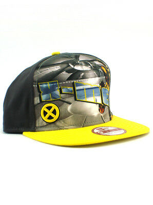 5ede7bfd87f New Era X-Men 9fifty A-Frame Snapback Hat Adjustable Wolverine Marvel  Comics NWT