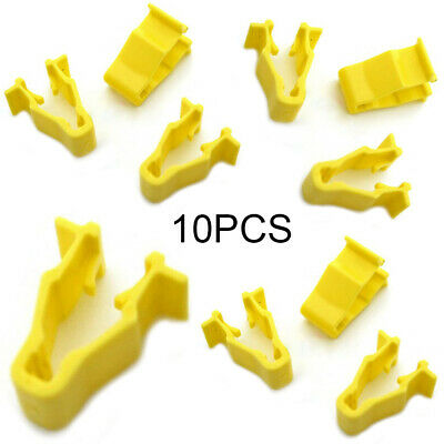 Screw For Honda Civic CRV HRV 10x Yellow Wheel Arch Snap For Clip 90601-SMG-003