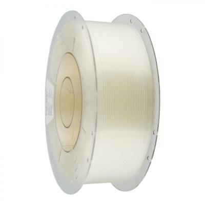 EasyPrint PLA Filament, 1.75 mm, 1 kg, Transparent Clear