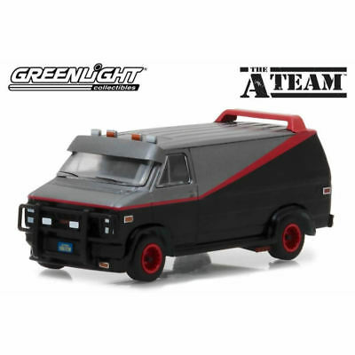 Greenlight – 1/64 – Gmc – Vandura Cargo G.series Van – A-Team – 1983