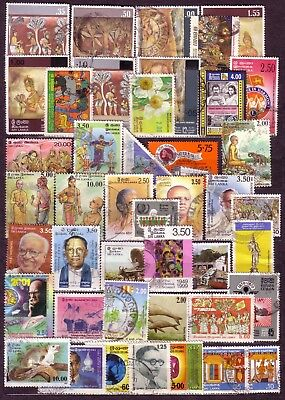 Stamps: Sri Lanka (Three)  Comms Selection With High Values