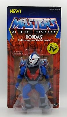 """Masters Of The Universe Vintage Collection  """"hordak""""  14 Cm"""