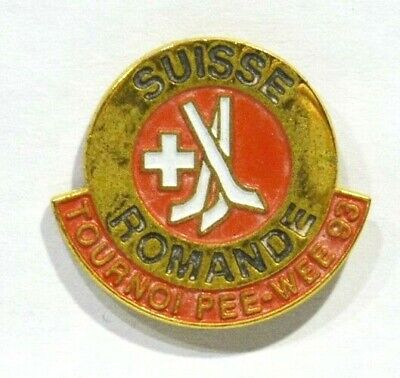 Pins Hockey / Glace Suisse Romande Tournoi Pee Wee 1993