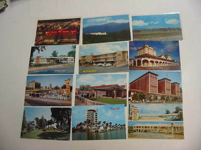 50 Hotel and Motel Postcard Lot 1565