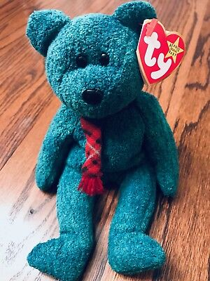1999 Ty Beanie Baby Wallace the Scottish Bear Original Collectible Mint  State 0d3b03b4565