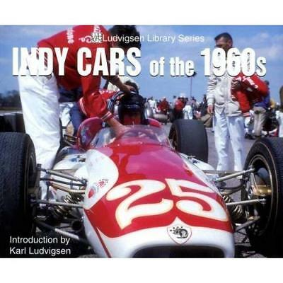 Indy Cars of the 1960s (Ludvigsen Library Series) - Paperback NEW Ludvigsen, Kar