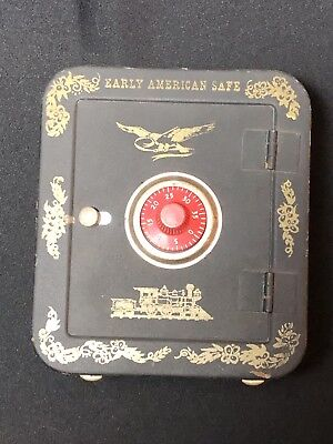 Vintage Early American Safe