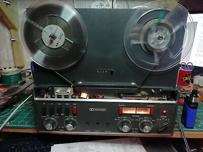 """Revox A77 """"special edition"""" (Dolby) . Serviced , re-capped"""