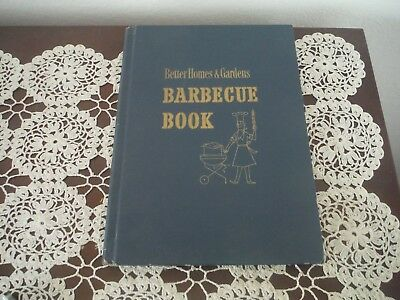 Vintage Better Homes and Gardens 1956 BARBECUE BOOK