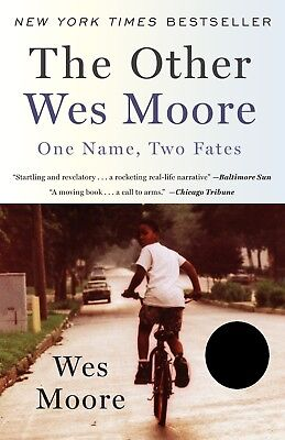 The Other Wes Moore: One Name, Two Fates PDF Digital