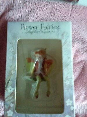 The Original Flower Fairies Collection May Fairy Cicely Mary Barker NIB NASTURTI