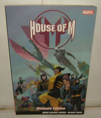 Marvel Graphic Novel House Of M Ultimate Edition 2005