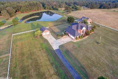 Dream Home on 12 Acres in Beautiful Bryant AR.