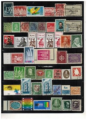 Lot of Worldwide Old Stamps Used/MH/MNH