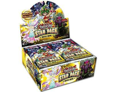 Star Pack Battle Royal Booster Display - Englisch - 1st Edition