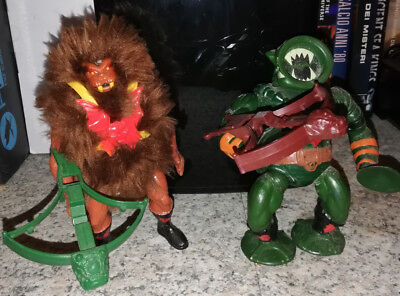 MotU Masters of the Universe - leech + grizzlor lotto
