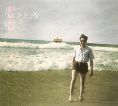 Of Monsters And Men - My Head Is An Animal (CD 2012) FREE UK P&P