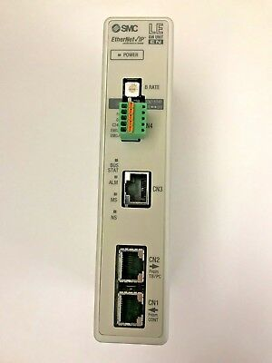 Smc Lec-Gen1 Electric Actuator Controller Gateway (Gw) Unit (Ethernet Ip Type)