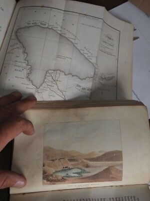 1826 Narrative Travels & Discoveries In N & Central Africa 1822-24 By Denham *