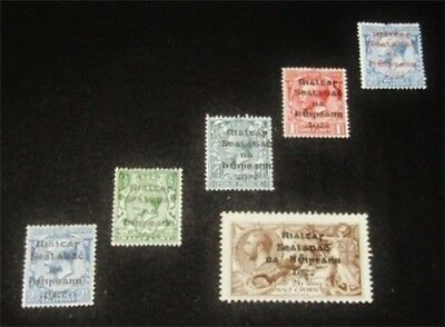 nystamps British Ireland Stamp # 1//12 Mint OG H $77